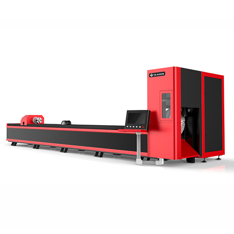 Semi-automatic Tube Laser Cutting Machine
